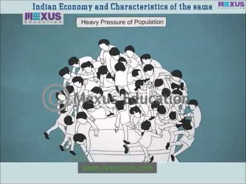 Indian Economy & its features