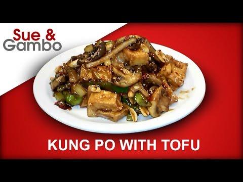 How to Make Kung Pao Tofu
