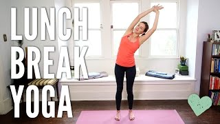 Yoga For Your Lunch Break