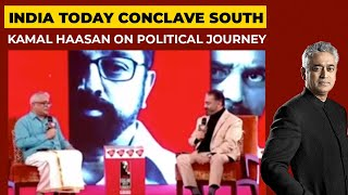 Tamil Nadu Elections Is Kamal Haasan Now A Full-Time Politician? Actor Answers | Conclave South