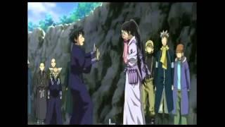 Kekkaishi- Yoshimori+Tokine's Moment