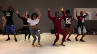 AfroDanceExperience 2016 || Reis Fernando