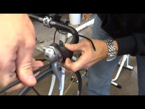 Replacing Shimano STI Shifters (Brifters)