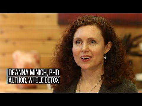 Metabolic Flexibility & the Importance of Color  w/ Deanna Minich, PhD