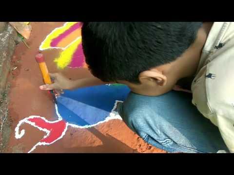 Xxx Mp4 Best Rangoli For Diwali 3gp Sex