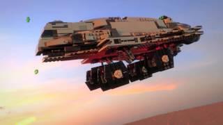 Rebel Chase - LEGO Star Wars