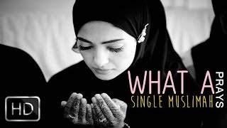 Dua For Single Muslimah For Her Future Husband | Background Nasheed Without Music | HD | YAFU