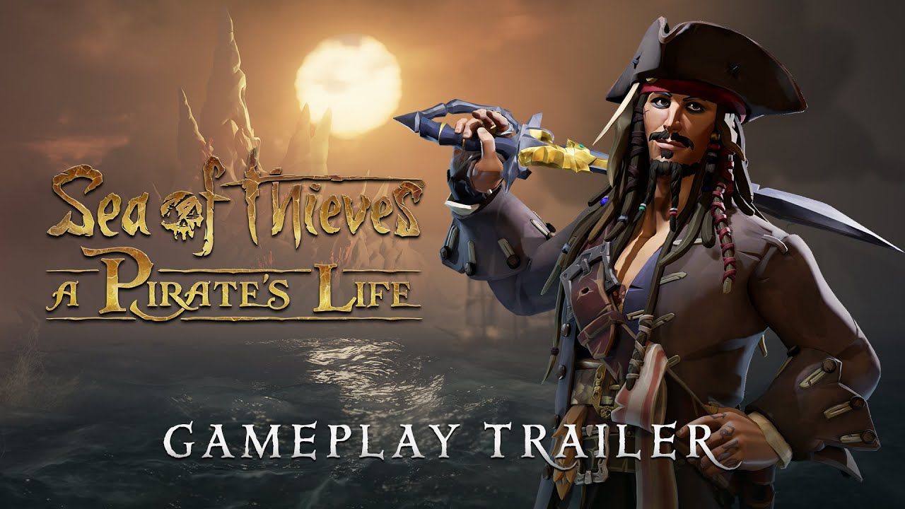 Sea of Thieves: A Pirate's Life - Gameplay Trailer