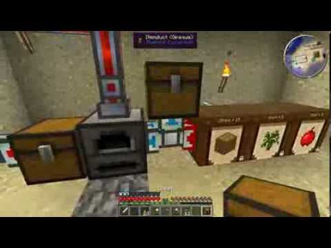 Let's Play Modded Minecraft S03E04 - JABBA Barrels for all