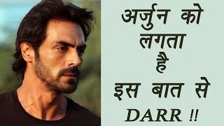 Arjun Rampal is SCARED of this for latest movie DADDY | FilmiBeat