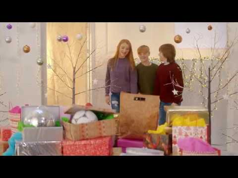 AIB Everyday Rewards | This Christmas, use your card, Get a Little Something Back