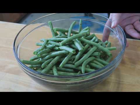 Deep Fried Green Beans