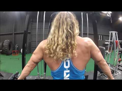 Return of the Shreds - Episode 4 - Bench Press/Chest&Triceps Workout