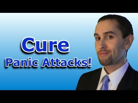 Cure Panic Attacks! Cognitive Behavioral Therapy (CBT) and Panic Disorder- Daniel Man of Reason