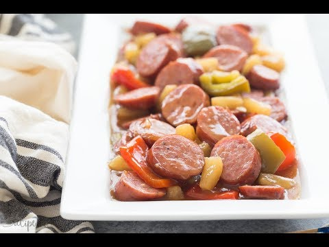 Sweet and Sour Slow Cooker Smokies Recipe