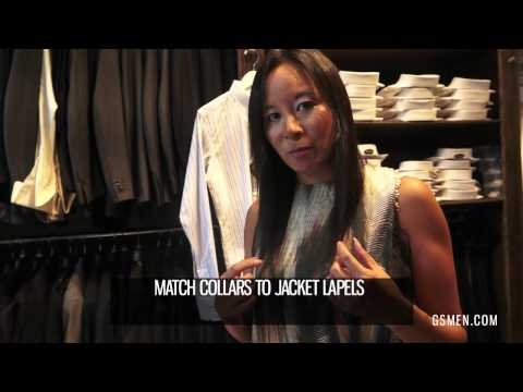 Dress Shirt Collar Styles 101 - Gotstyle Menswear
