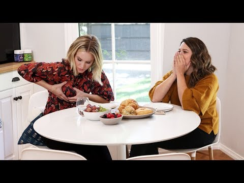 'Momsplaining' with Kristen Bell #MomDownload with Katie Lowes, Ep. 4
