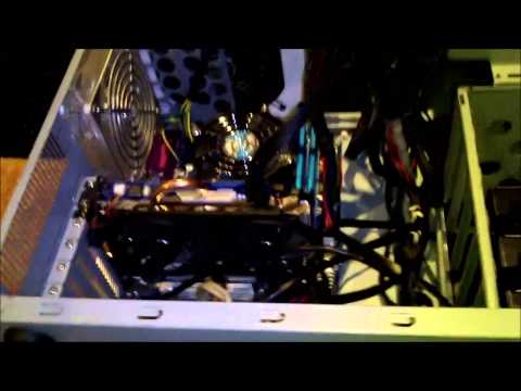 Main Computer 10-29-2014: Core i5-2500k Build