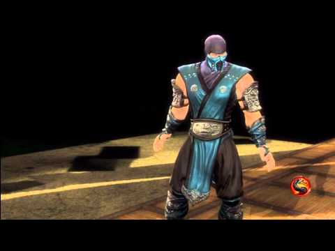 [HD] MK9 Shang Tsung Identity Theft Fatality