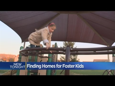 California Faces Growing Need For Foster Parents