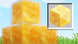 NEW Minecraft Snapshot: Honey BLOCK, Iron Golem Update (Minecraft 1.15 19w41a)