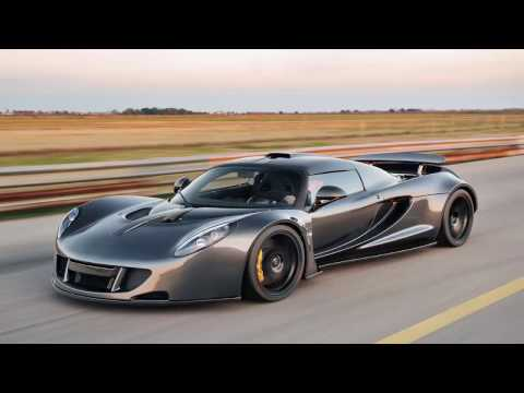 Top 10 Faster Cars In The World