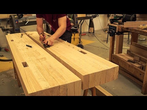 Building a Roubo Workbench | Part 3