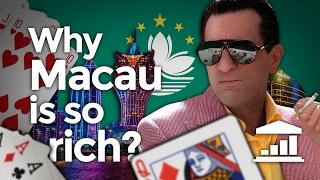 How did MACAU surpass VEGAS? - VisualPolitik EN