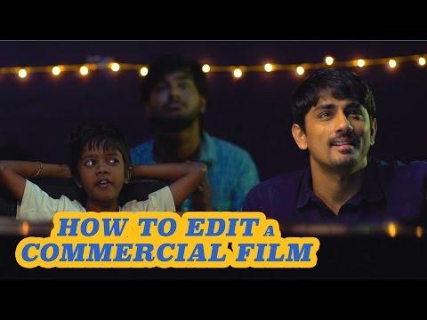 How To Edit A 'Crispy' Commercial Film | Jil Jung Juk & Put Chutney
