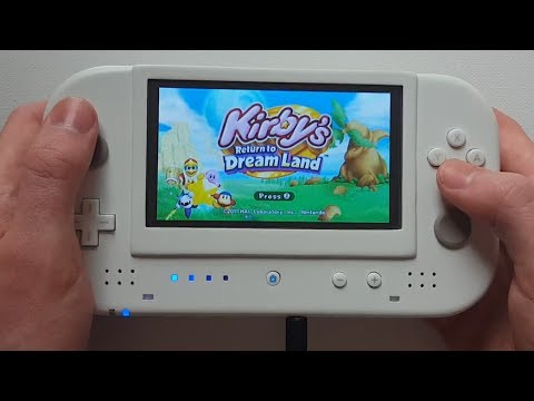 The Wii SP - New Wii Portable Gameplay Demo