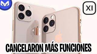 iPhone 11 SUFRE MAS CAMBIOS - APPLE EVENTO