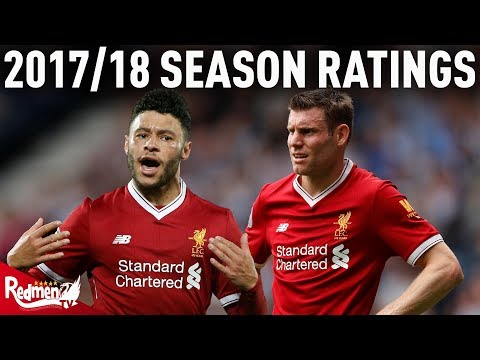 2017/18 Liverpool Player Ratings | Milner and Oxlade-Chamberlain