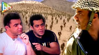 Salman Khan And Sohail Khan Amazing Comment On War | Exclusive Interview