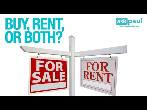 Buy or Rent? Or both?