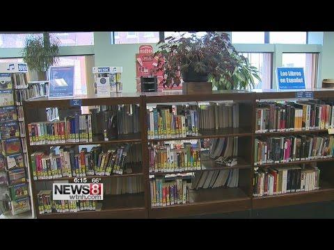 Normally quiet librarians speak up to get funding restored