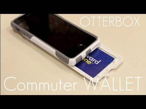 Case/Wallet Combo! - Otterbox Commuter Wallet Case -  iPhone 6 - In-depth Review