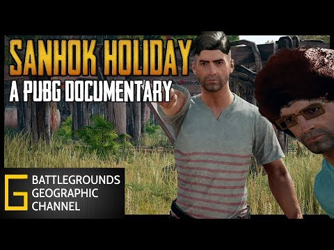 The Sanhok Holiday  | A PlayerUnknowns Battlegrounds cinematic | PUBGeographic