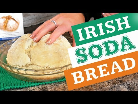 Irish White Soda Bread