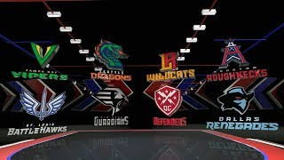 XFL reveals names and logos for 2020 teams | ESPN