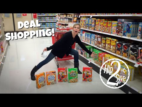 TARGET DEALS! (Apparel, Cereal, Cleaning & MORE) | Deal Shopping with Collin