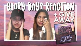 GLORY DAYS - LITTLE MIX REACTION & REVIEW!!
