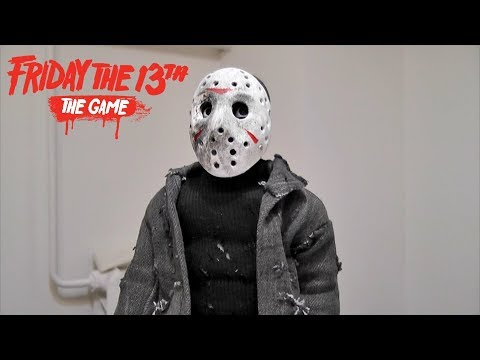 How to make Jason Voorhees figure\FRIDAY THE 13TH