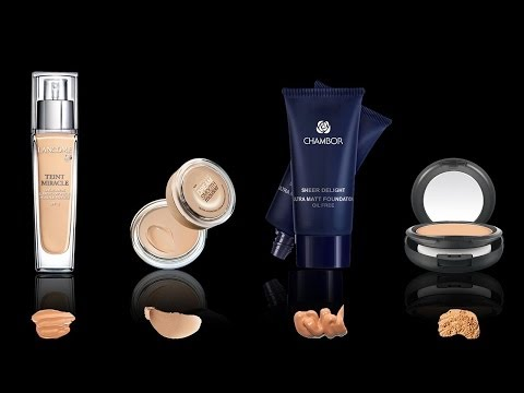 Types Of Foundation Makeup | How To Choose