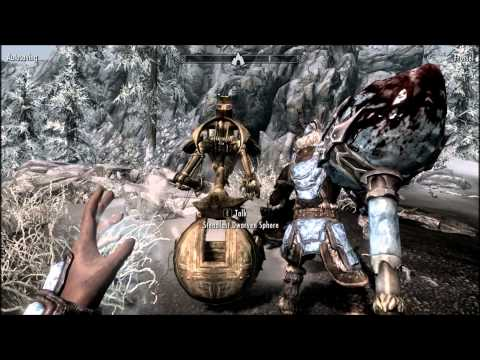 Skyrim Complete Playthrough; Part 211 - Some misc quests and Karstaag