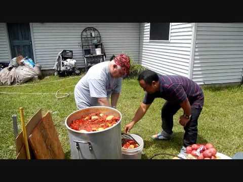 Louisiana Crawfish Boil 2015 - First Sack (Full Feature HD)