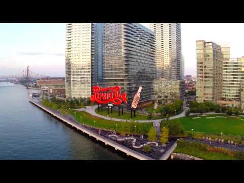 Vídeo Aéreo de NYC - Victor Chu