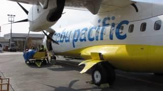 [Flight Report] CEBU PACIFIC | Manila ✈ Caticlan | ATR 72-600 | Economy