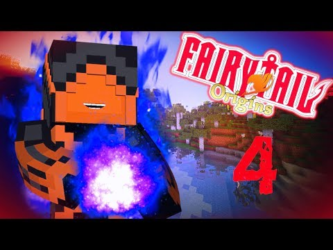 Minecraft Fairy Tail Origins - EP 4