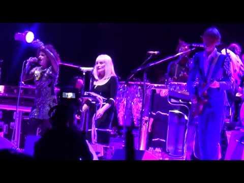 Arcade Fire F/ Debbie Harry Heart of Glass / Sprawl - Coachella 2014