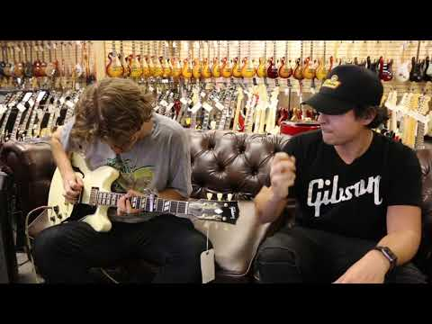 Wow!!! Michael Lemmo & Kenny Cash with a Gibson ES-345 Custom Shop Memphis